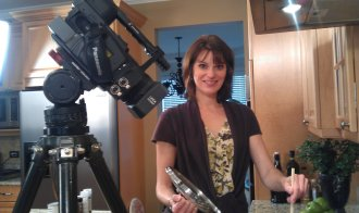 "Filming ""one bowl wonders"" (soup/chili)- easy balanced meals (and cleanup!)"