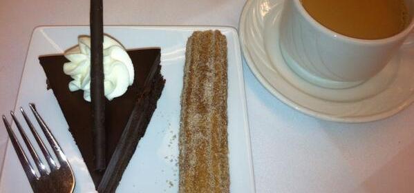 dessert indulgence
