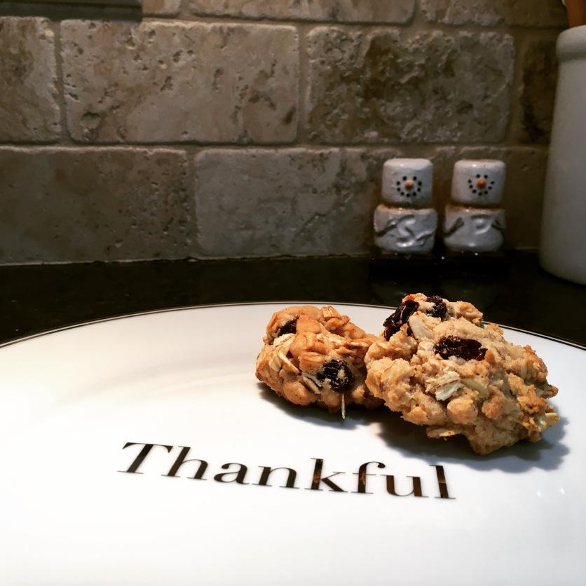 Homemade cookies. Treat.