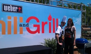 grilling event