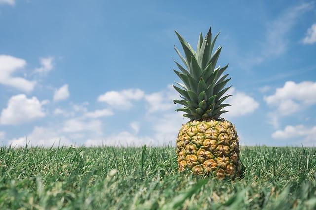 pineapple sky