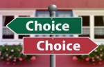 choice in options