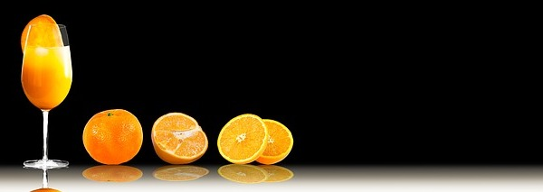 orange juice mimosa