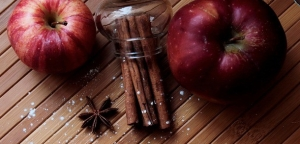 baking apple cinnamon
