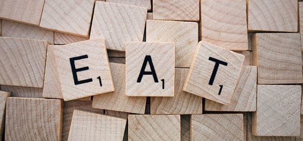 eat word choice emotion