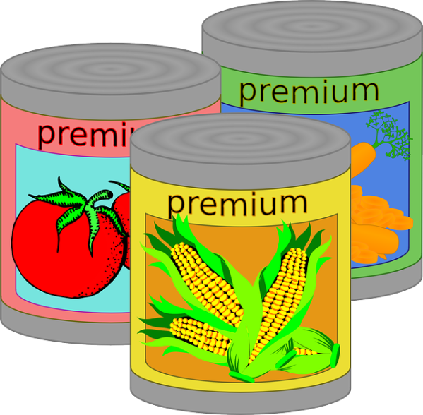 canned vegetables food safety