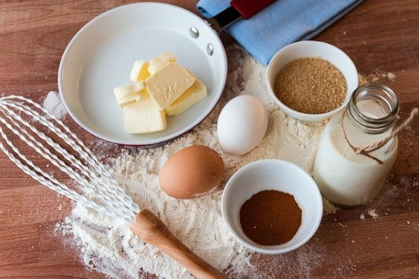 baking ingredients and substiutions